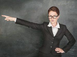 Учителят-между педагога и звероукротителя!