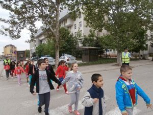"""И в Търговище стартира акция """"Ваканция! Да пазим живота на децата на пътя"""""""