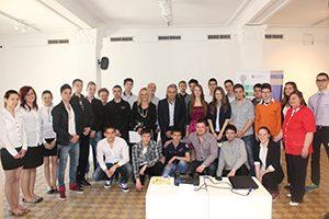 """Лауреатите от """"Млади таланти"""" ще представят България на конкурс за млади учени"""