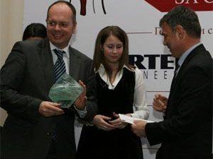 Престижно отличие за Майкрософт България на годишните награди на БФБЛ