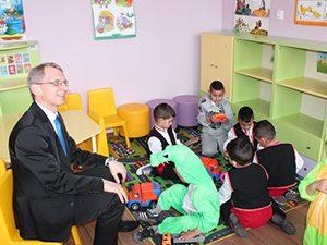"""Обучение и безплатен обяд за 150 деца от кв. """"Факултета"""""""