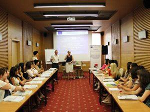 """Национални летни обучителни лагери по проект """"Включващо обучение"""""""