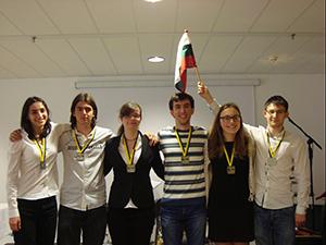 Български ученици със сребърни медали от международна олимпиада по природни науки