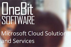 OneBit Software прибавя нови услуги към портфолиото си