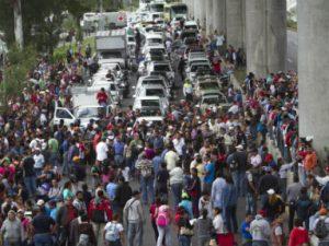 Шест жертви при учителски протести в Мексико