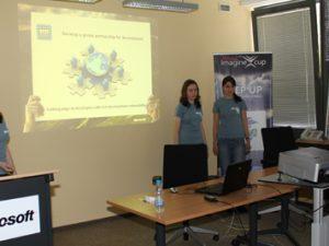 3 студентки представят страната ни на световните финали ImagineCup