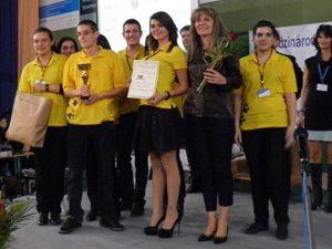 Родни ученици обраха наградите на Международен панаир на Pen International