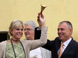 Принцеса и министър откриха учебната година във Втора английска