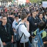 Учениците пак ще протестират, този път за междучасие