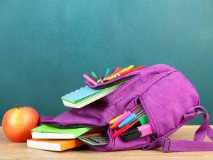 Защо са тежки чантите на учениците?