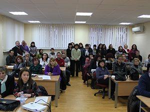В МОН се проведе обучение на експерти от РИО