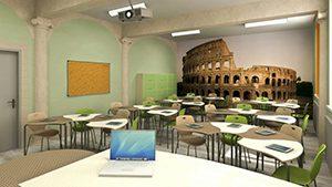Училище от Търговище открива мултифункционален кибер–център