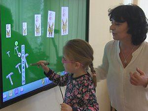 Активно обучение на деца в детската градина чрез новите технологии