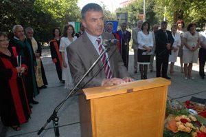 Министър Игнатов откри академичната учебна година във филиал на Тракийския университет