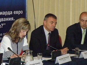 """Министър Игнатов откри дискусия по програма """"Хоризонт – 2020"""""""