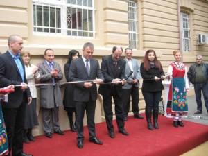 Министър Игнатов откри нов комплекс на Пловдивския университет