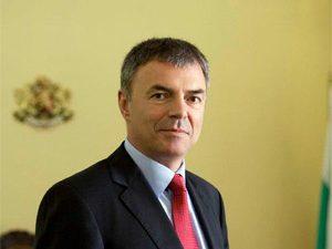 Сергей Игнатов на заседание в Брюксел