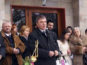 Министърът откри Наблюдавано жилище за млади хора