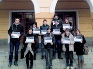 """Свищовската гимназия """"Димитър Хадживасилев"""" сертифицира ученици в """"Microsoft YouthSpark – Кариера в ИТ"""""""