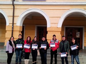 """И в Димитровград взеха сертификати по """"Microsoft YouthSpark – Кариера в ИТ"""""""