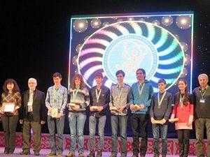 Ученици от СМГ с грандиозен успех на Жаутиковската олимпиада
