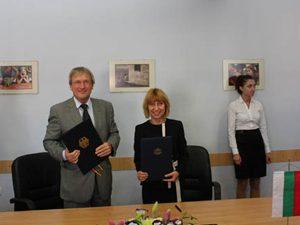 България и Германия подписаха спогодба