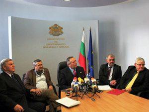 Новият министър се срещна с представителите на академичната общност