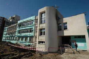 Отварят училище, строено 23 години