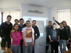 Изключителeн успех на български ученици в конкурс на НАСА