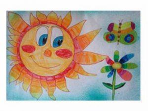 """Национален конкурс """"Нарисувай ми слънце"""""""