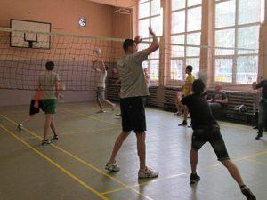 Волейболист стана учител по физическо