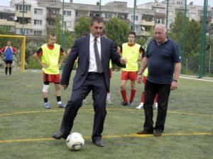 """Русе спортува с кампанията """"Аз обичам спорта"""""""