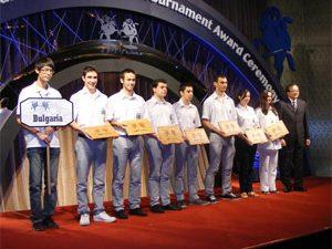 Български ученици се върнаха с пет медала от Тайланд!