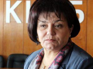 Янка Такева, СБУ: Пожелавам самочувствие на българския учител