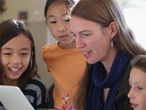 Шест инструмента за учители