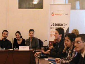 Над 100 младежи гласуваха Харта на своите онлайн права в НС