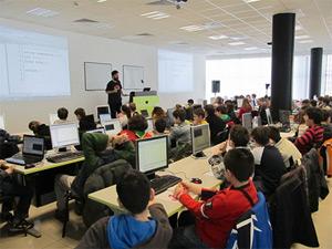 25 школи по програмиране отваря Telerik Kids Academy