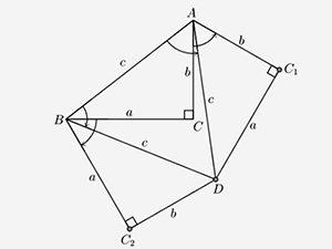 Любопитно: Намериха ново доказателство за Питагоровата теорема