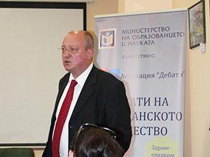 Министър Танев: Интересът към професионалните колежи е голям
