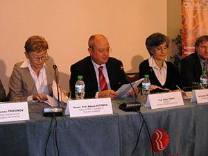 Министър Танев откри заседание на COST