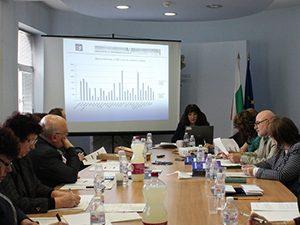 Отрасловият съвет за тристранно сътрудничество заседава в МОН