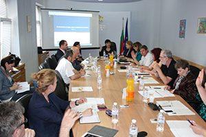 В МОН се проведе заседание на Отрасловия съвет за тристранно сътрудничество