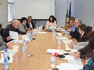 В МОН се проведе заседние на Отрасловия съвет за тристранно сътрудничество в средното образование