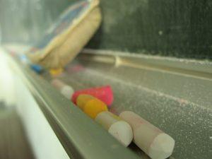 Професионалната гимназия във Враца – скована от студ