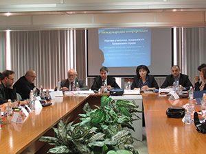 Среща на учителските синдикати от Балканските страни