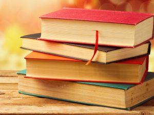 На опашка за книги!