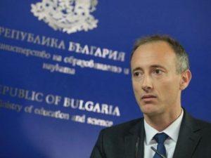 Вълчев обещава по-засилен контрол в проблемните училища