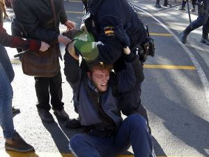 Полицаи биха ученици!