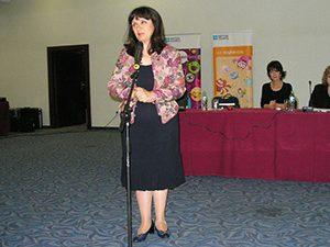 """Ваня Кастрева се срещна с представители на движението """"Защита на правата на хората с аутизъм в България"""""""