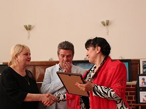 Ваня Кастрева награди любими учители